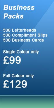 Business Packs from Minuteman Press Falkirk
